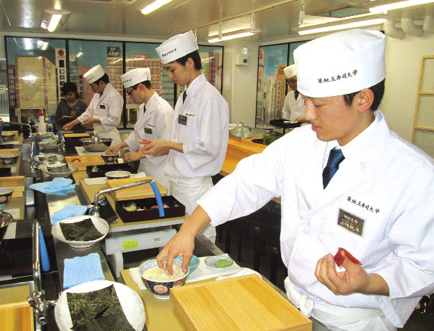 調理技術力の育成