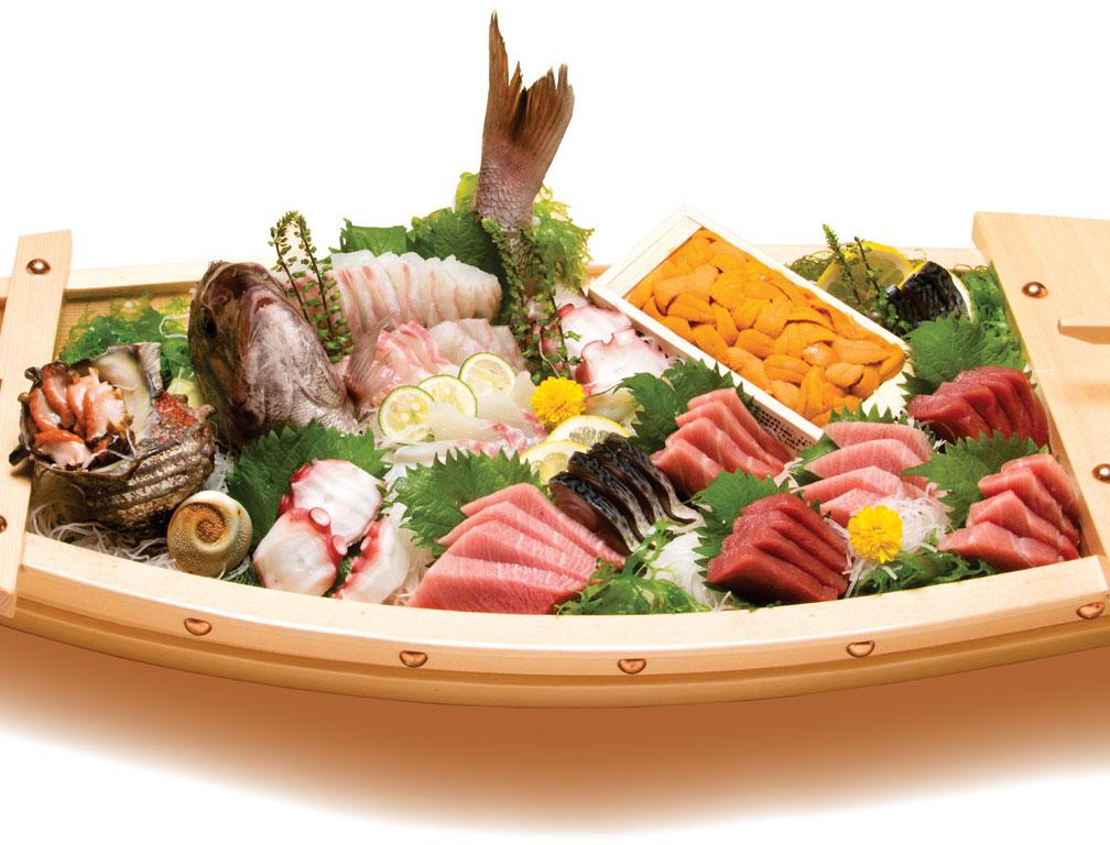 特撰にぎり寿司コース