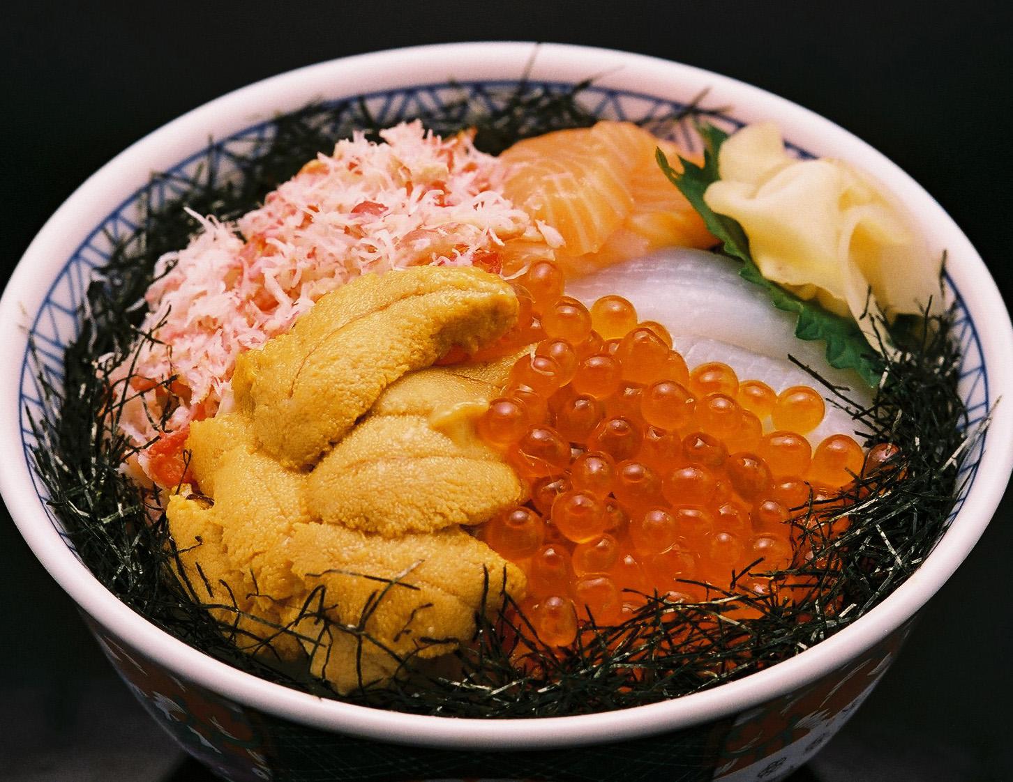 極上 限定 海鮮丼(お椀付)