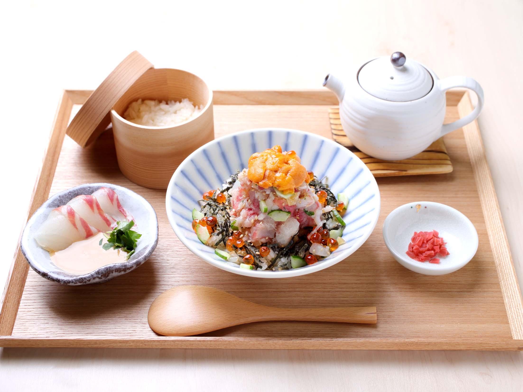ひつま寿司「九つ星」