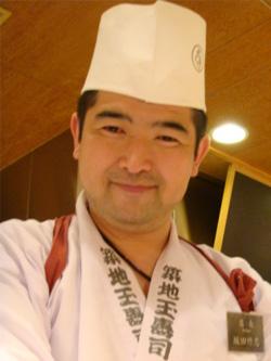 坂田竹志店長