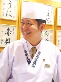川島功巳 店長