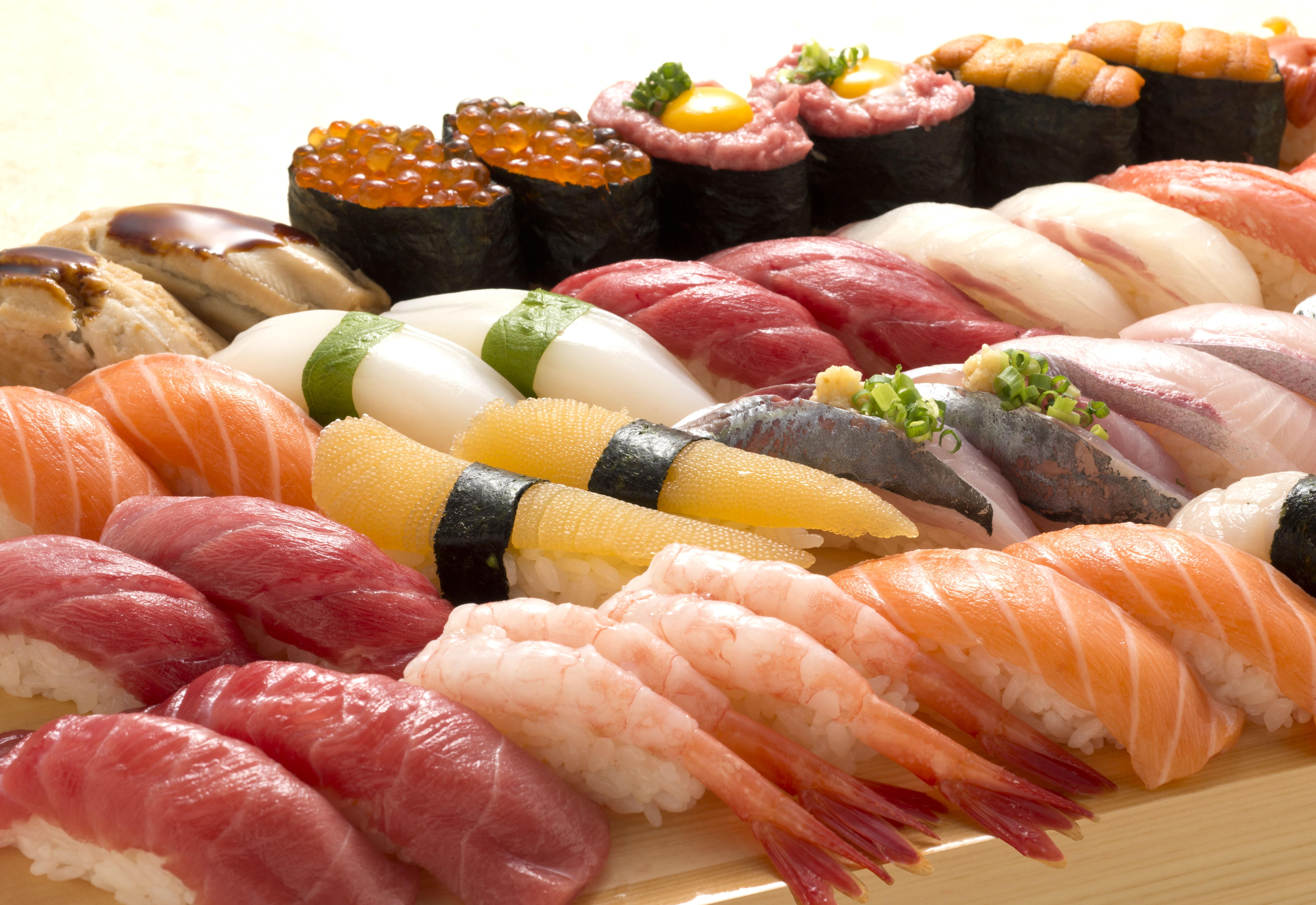 プライベートカウンターコース</br>(高級寿司食べ放題&飲み放題付)