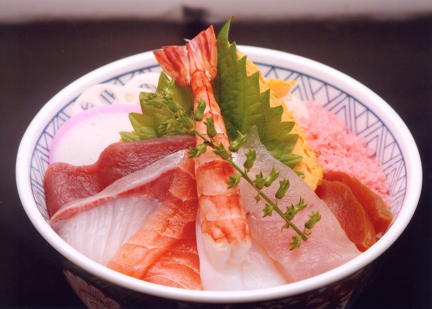 桜ちらし(お椀・茶碗蒸付)
