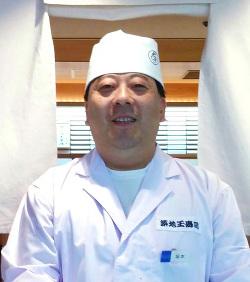 坂本彰久店長